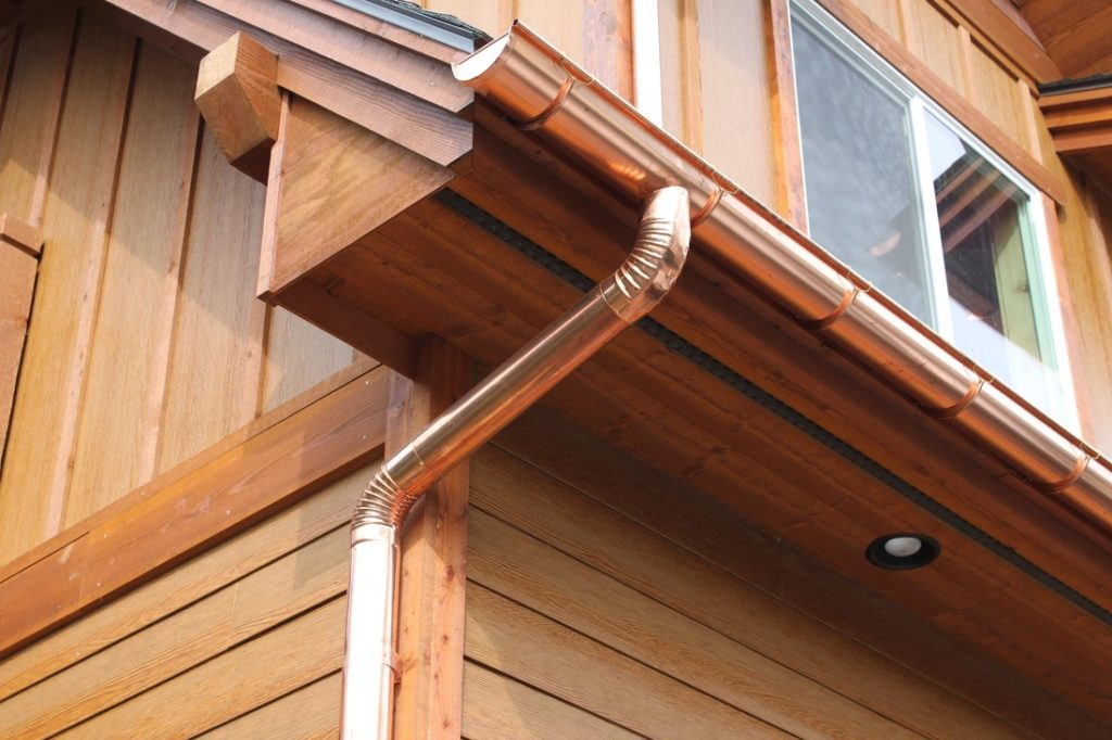 The Best Types Of Rain Gutters For Your Home Coeur D