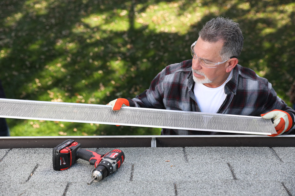 leafmaster pro We Provide the Most Effective Debris-blocking Professionally Installed Gutter Protection